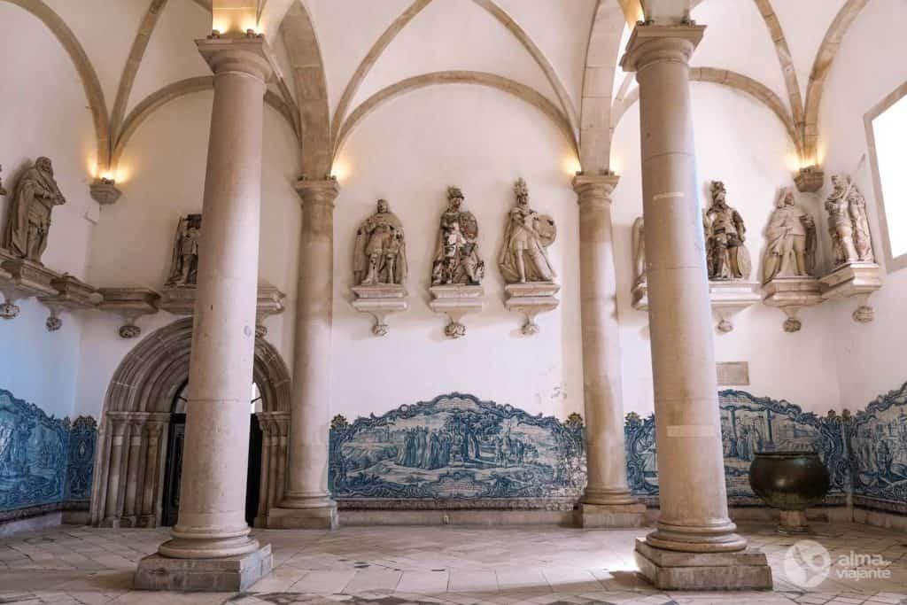 Abadia da Ordem de Cister em Alcobaça