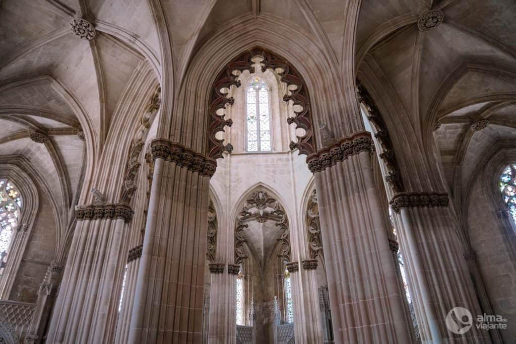 Capela do Fundador, Mosteiro da Batalha
