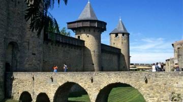 Carcassonne, uma viagem no tempo
