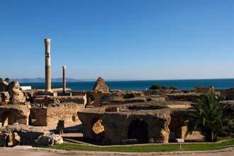 Carthage, nálægt Túnis