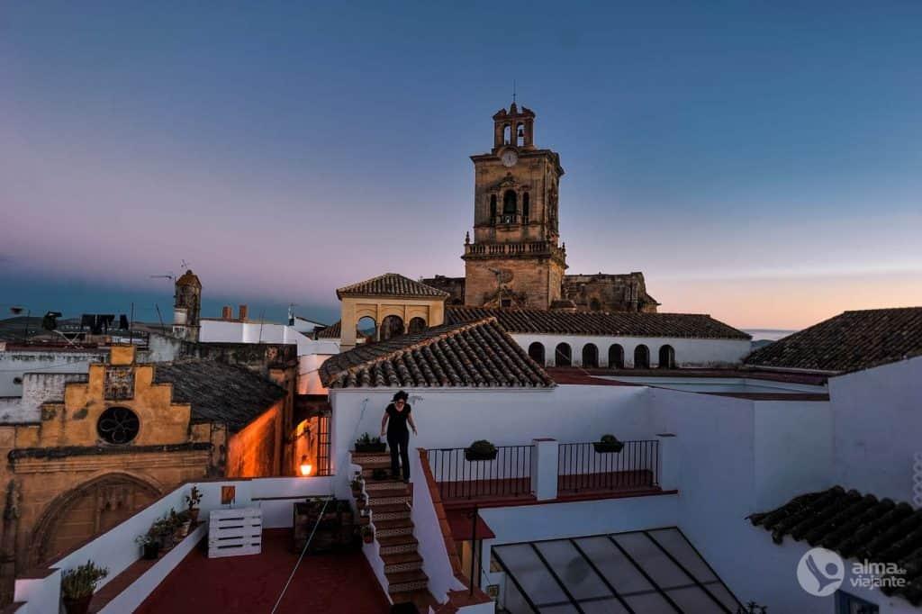 Maršrutēšana Andalūzijā: Arcos de la Frontera