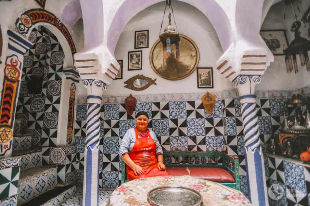 Casa no kasbah de Argel