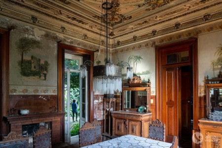 Casa da Castrália em Louredo, Paredes
