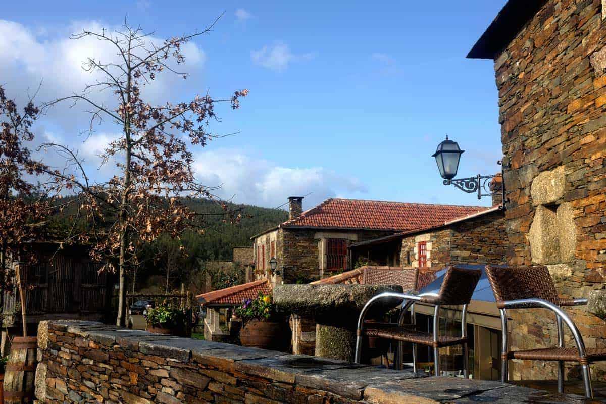 Winebar Casa da Viúva, em Quintandona