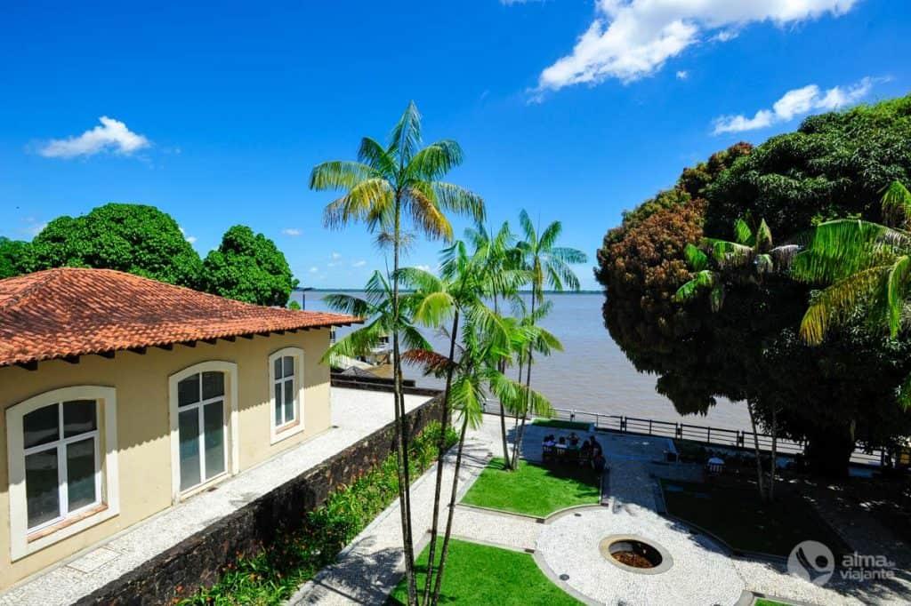 O que fazer em Belém: visitar Casa das Onze Janelas