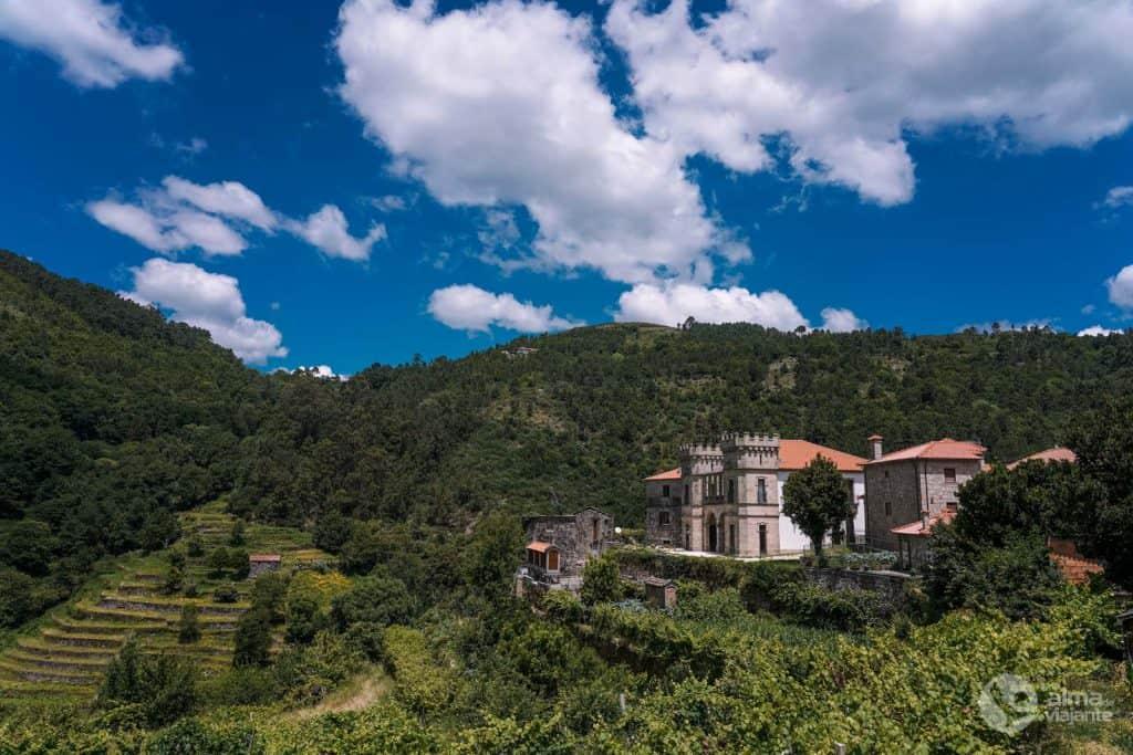 Casa do Castelo de Sistelo