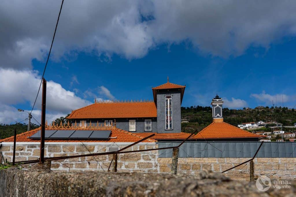 Casa de Ernesto Leão, em Baltar (Paredes) - Brasileiros de Torna-Viagem