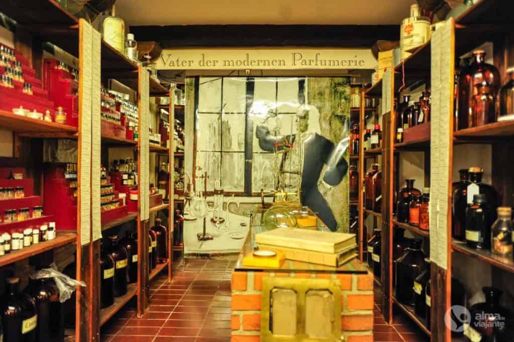 Museu do Perfume Colónia