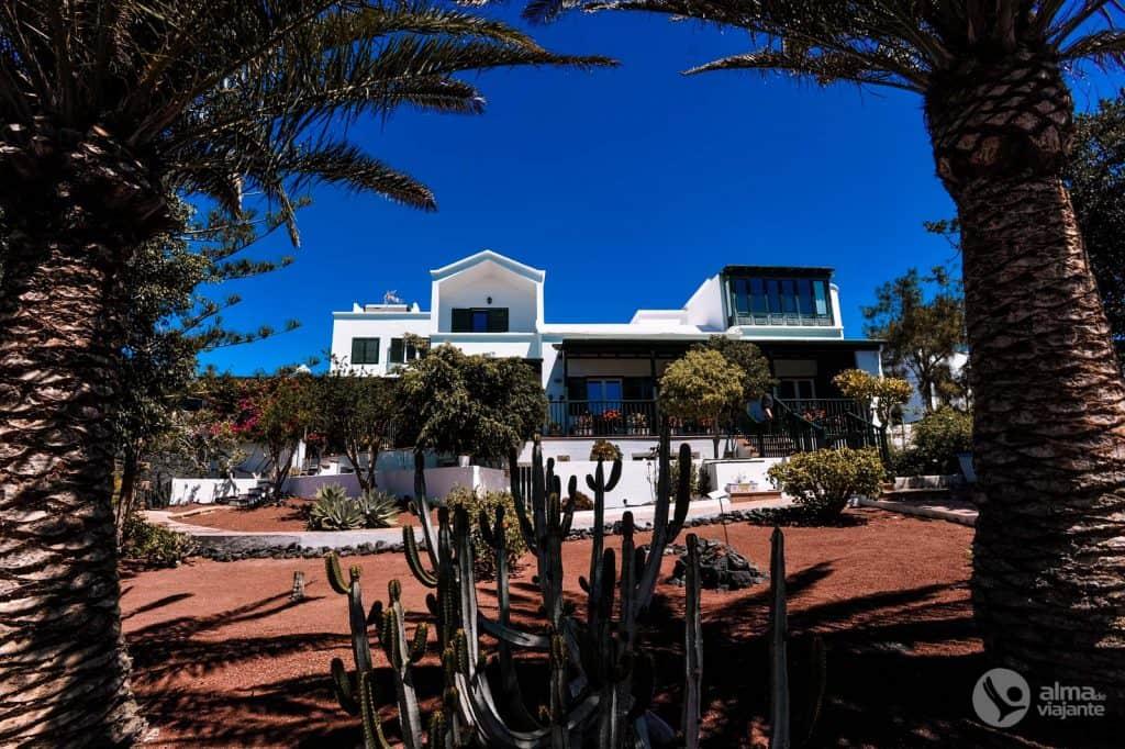 Casa José Saramago Lanzarote
