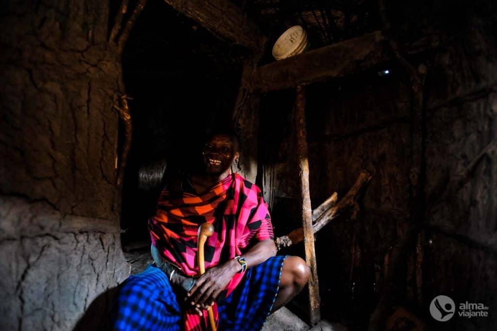 Poblat Maasai