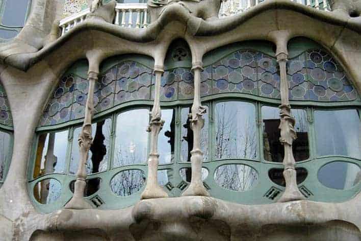 Casa Milá, Barcelona