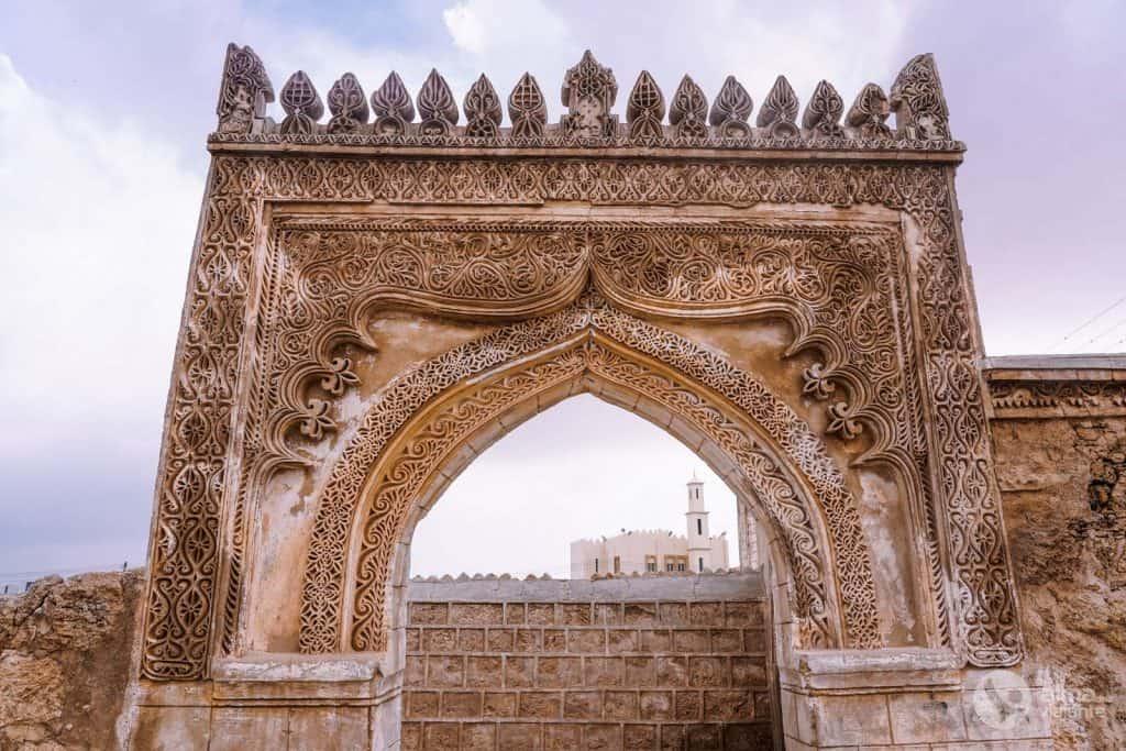 O que fazer nas Farasan: visitar House of Riffai