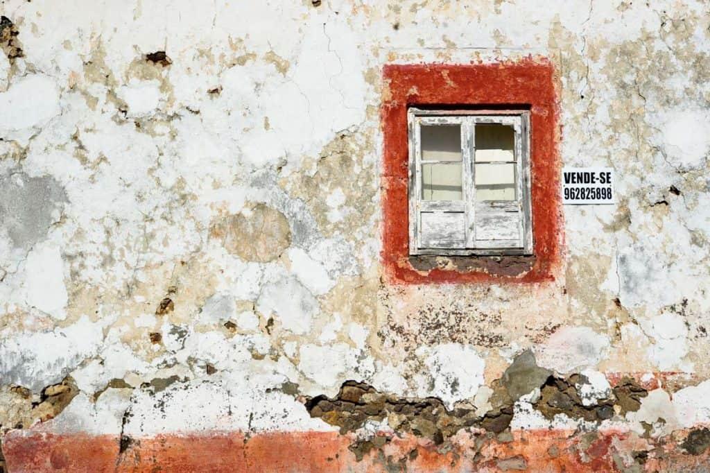 Casa devoluta em Vila do Porto