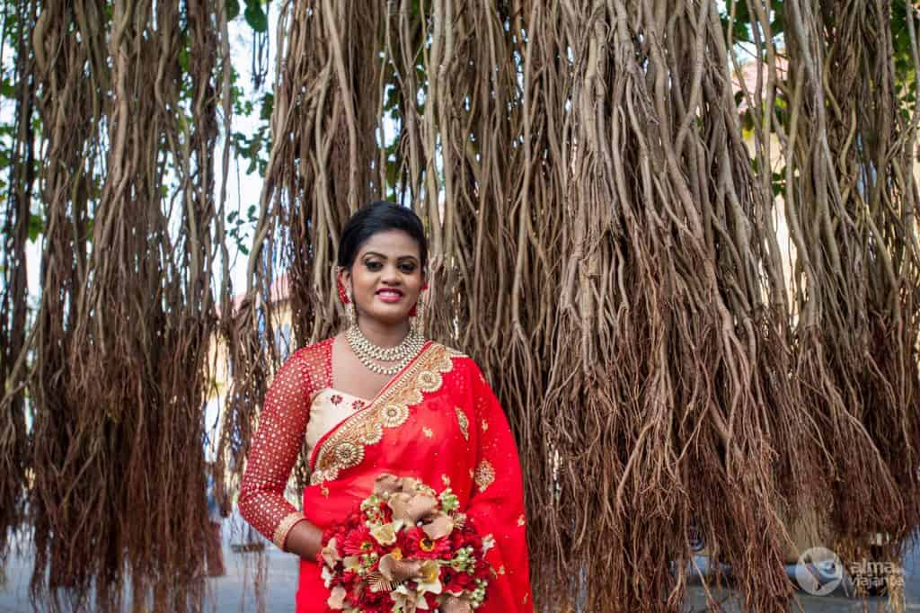 Casamento no Sri Lanka