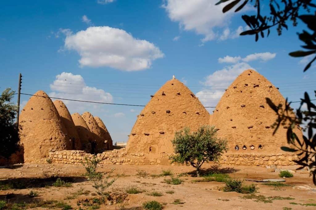 Sarouj, Síria