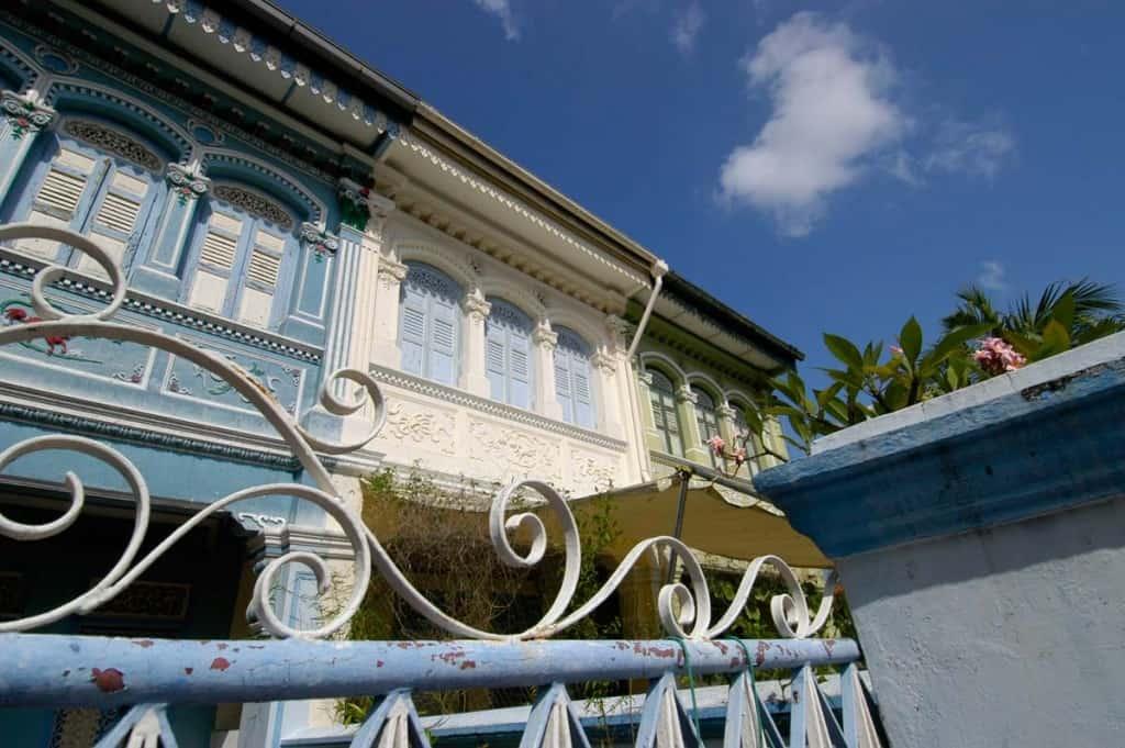 Casas de Singapura