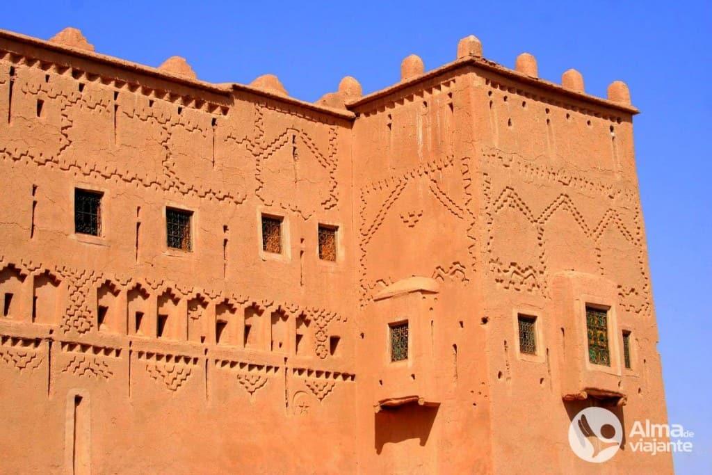 Casba Taourirt, Ouarzazate