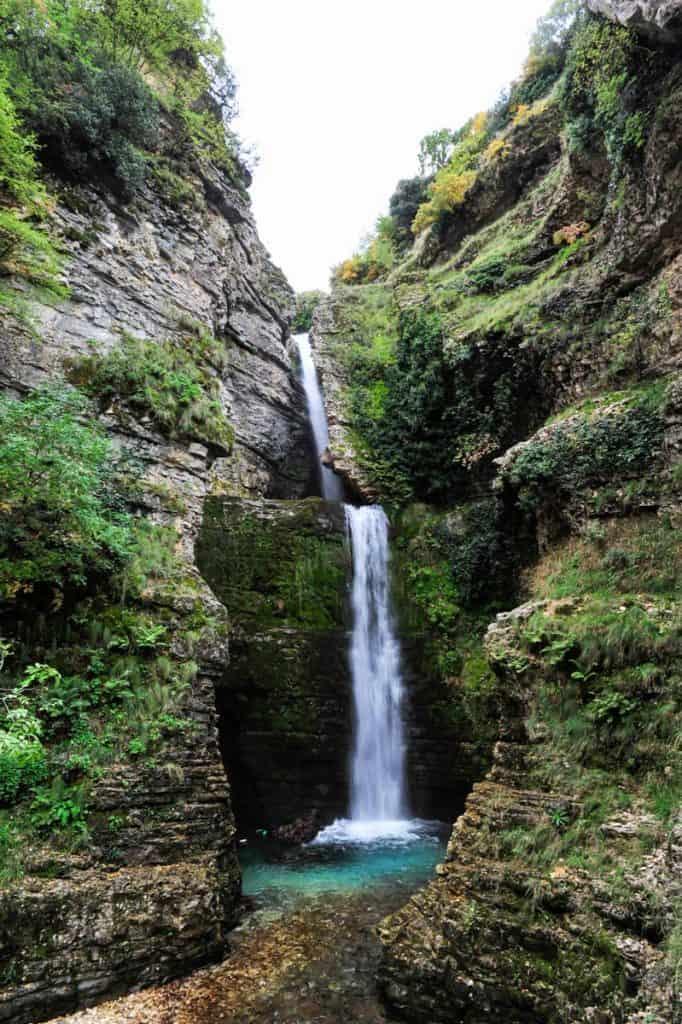 Cascata Albânia