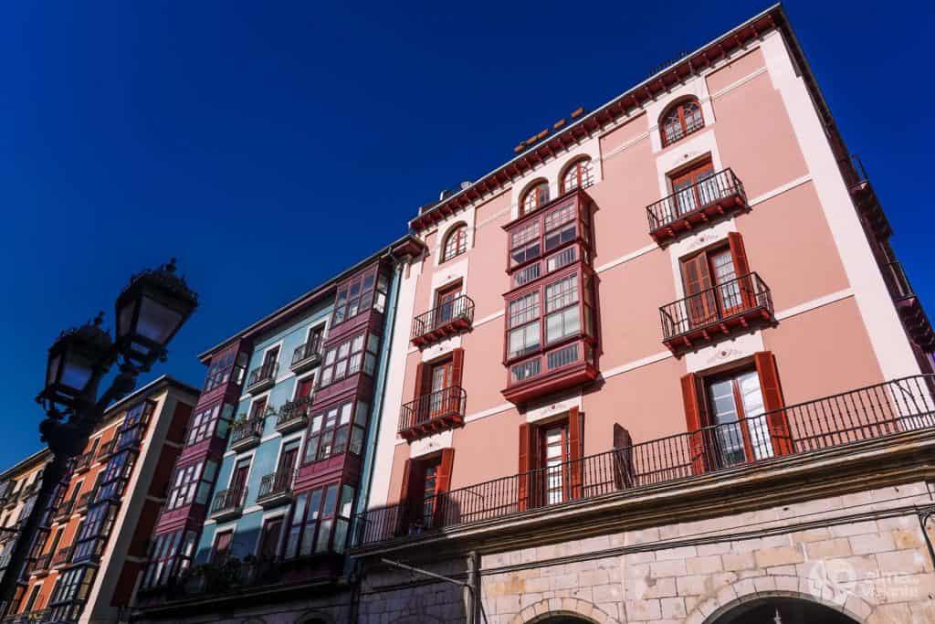 Centro histórico de Bilbau