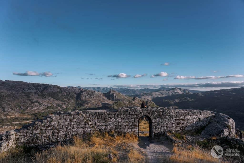 O que visitar em Castro Laboreiro: castelo