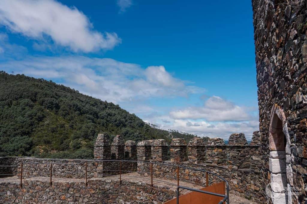 Castelo de Arouce, Lousã