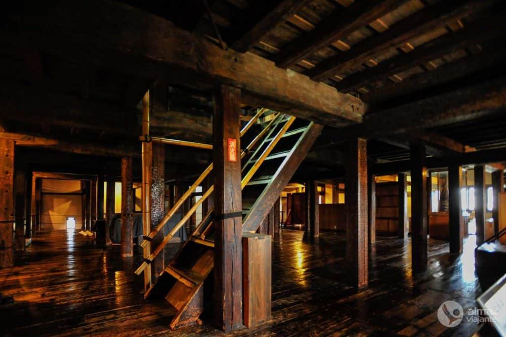 Visitar Castelo de Matsumoto