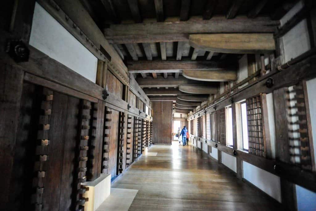 Visitar Castelo de Himeji