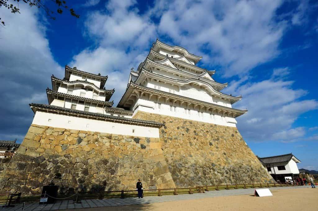 Visitar o Castelo de Himeji