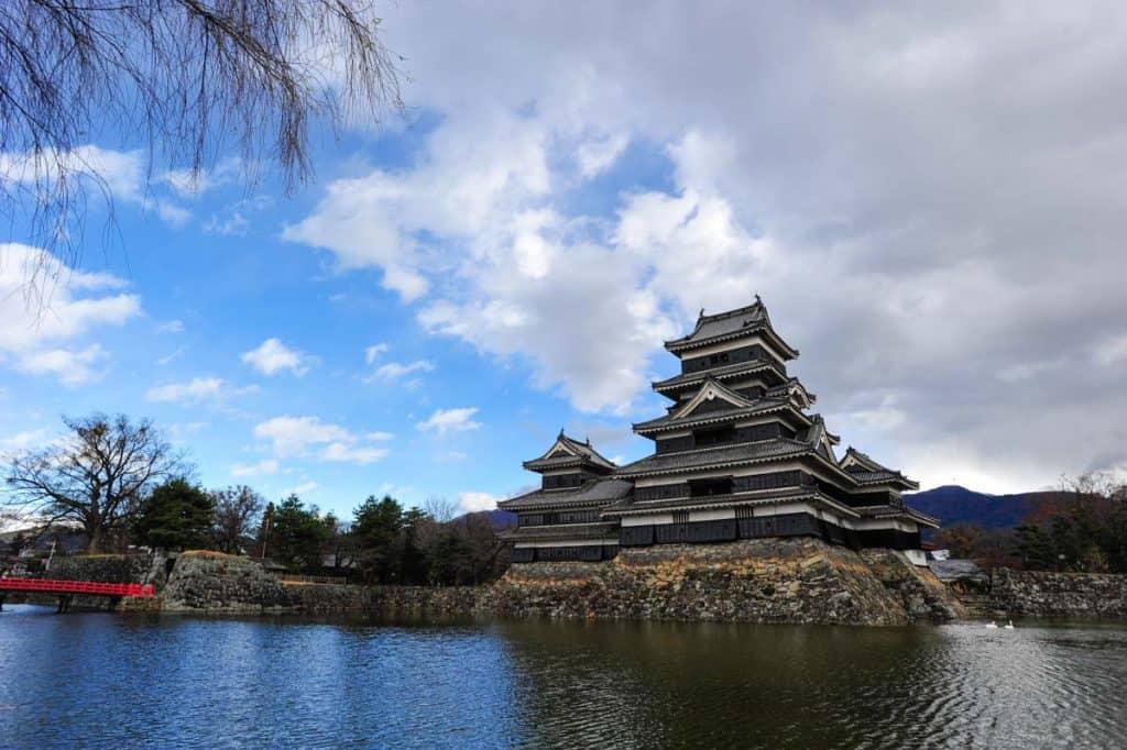Roteiro Japão: Castelo de Matsumoto