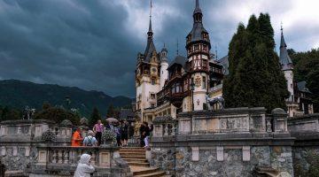 Castelo de Peles, o palácio mais bonito da Transilvânia