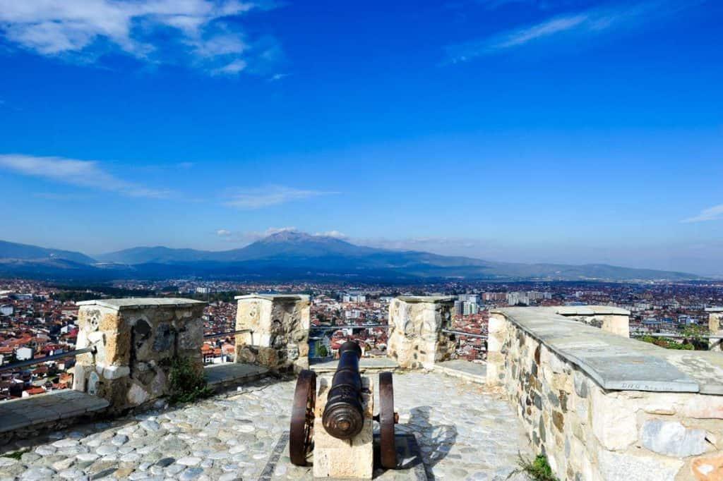 Castelo de Prizren, Kosovo