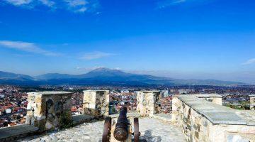 Explorando Prizren, a capital cultural do Kosovo