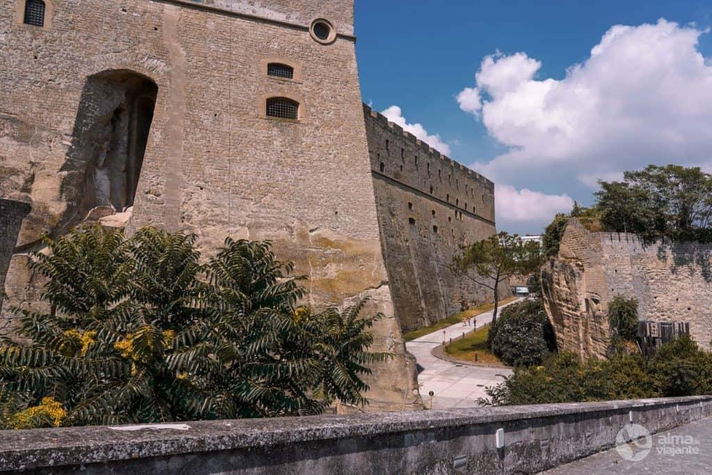 Castelo Sant'Elmo, Nápoles
