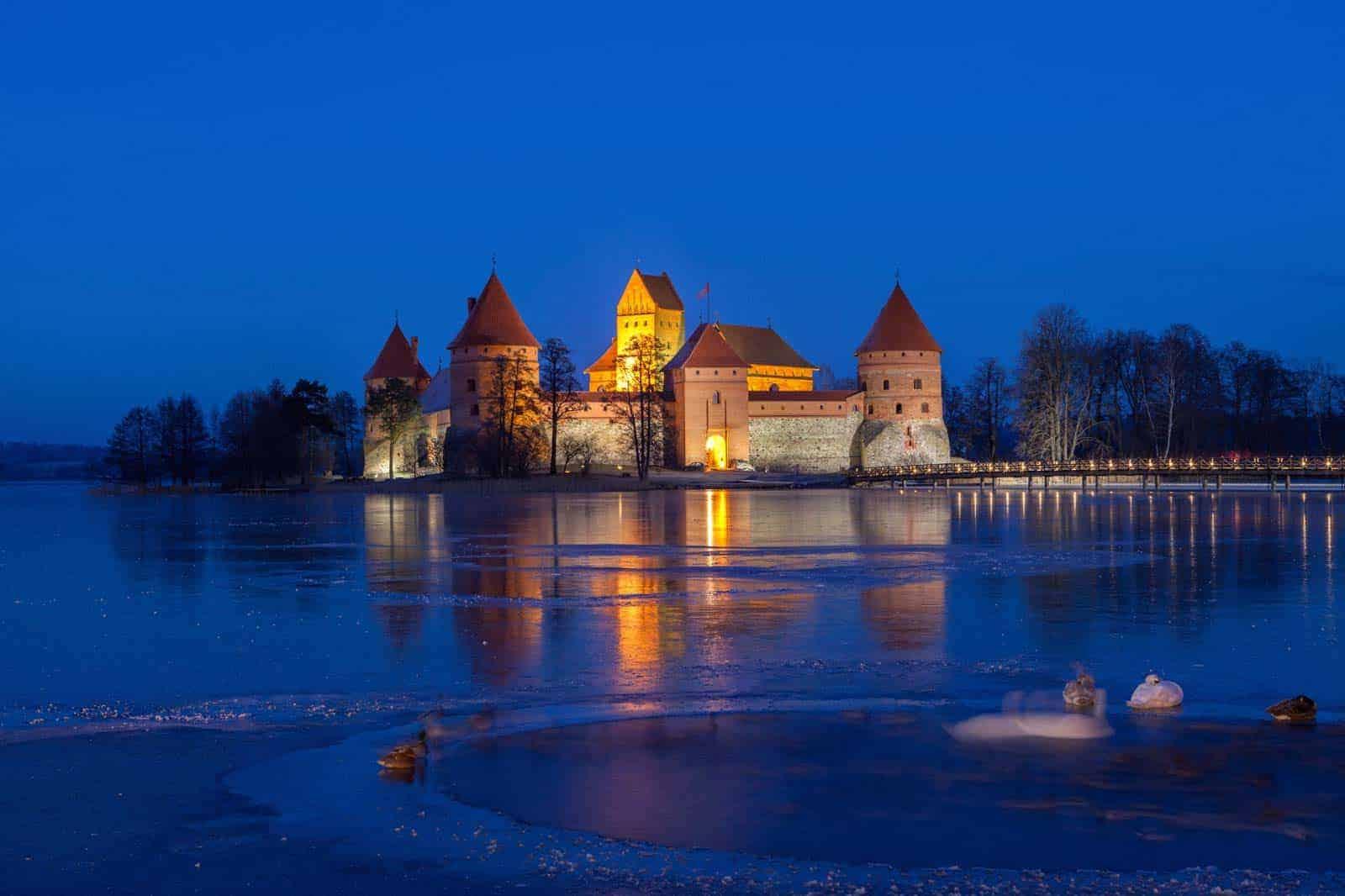 Dvorac Trakai, Litva