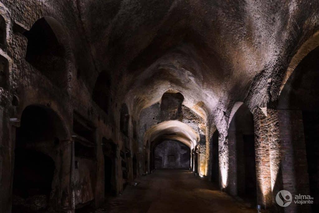 Catacumbas de San Gennaro, Nápoles