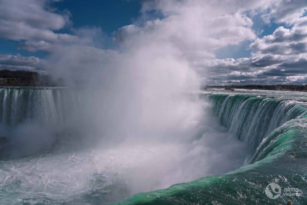 Horseshoe Falls, Cataratas do Niagara, Canadá