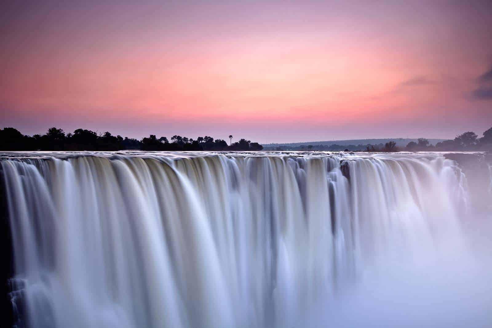 Cataratas Victória, Zimbabué