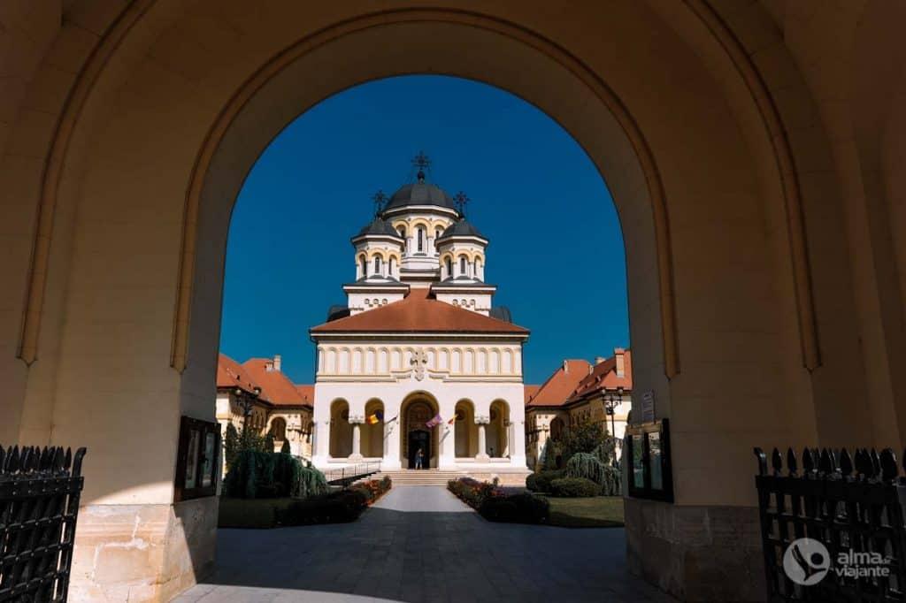 Catedral da Coroação, Alba Iulia
