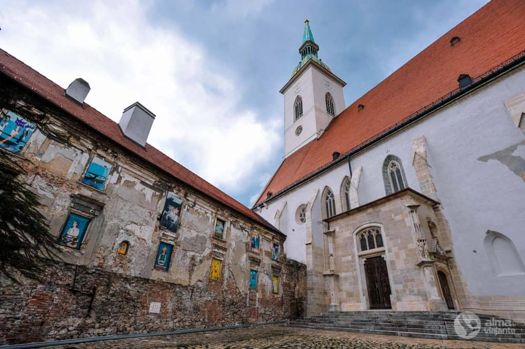 Šv. Martino katedra Bratislava