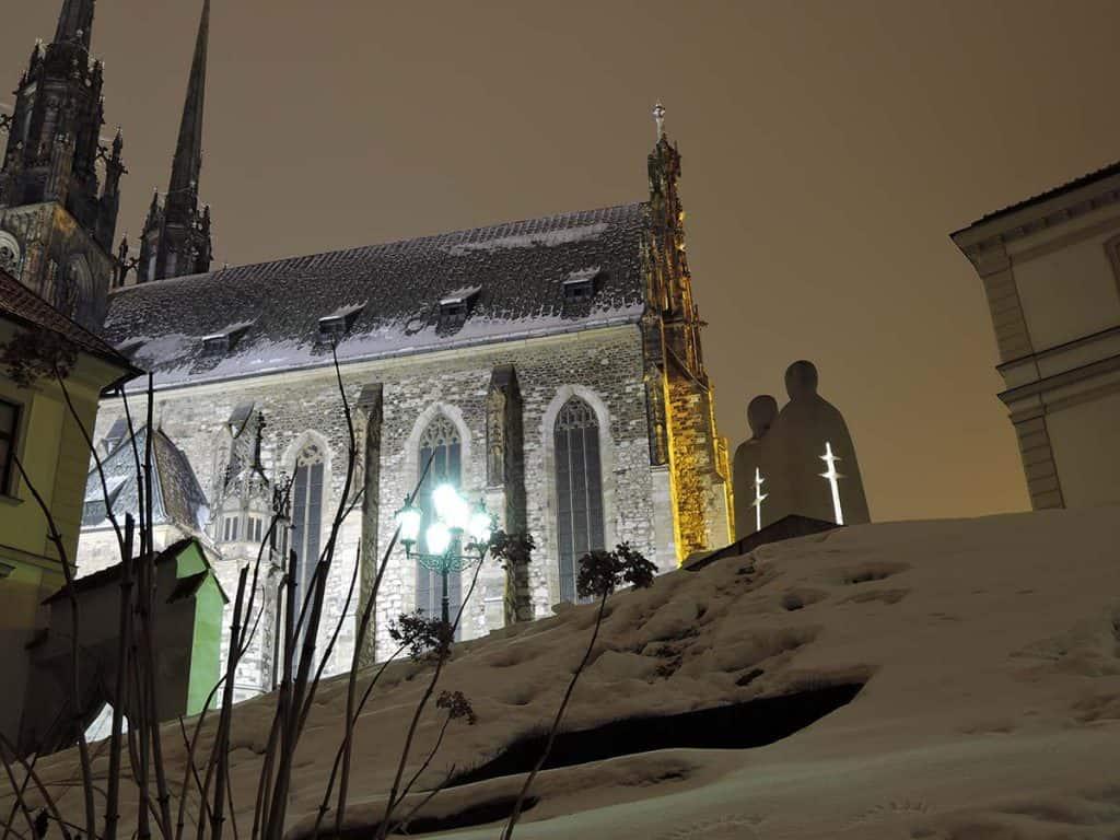O que visitar em Brno: Catedral