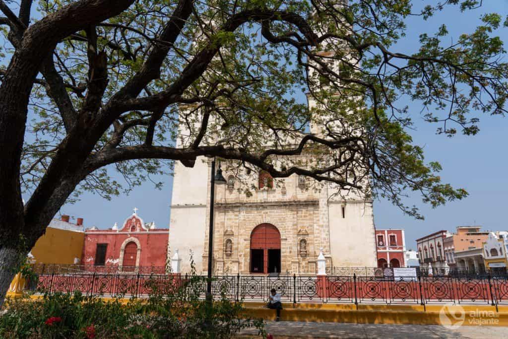 O que visitar em Campeche: Igreja da Nossa Senhora da Imaculada Conceição