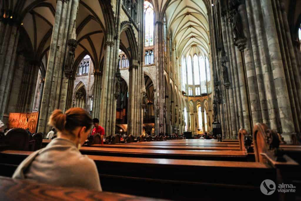 O que fazer em Colónia: visitar a catedral