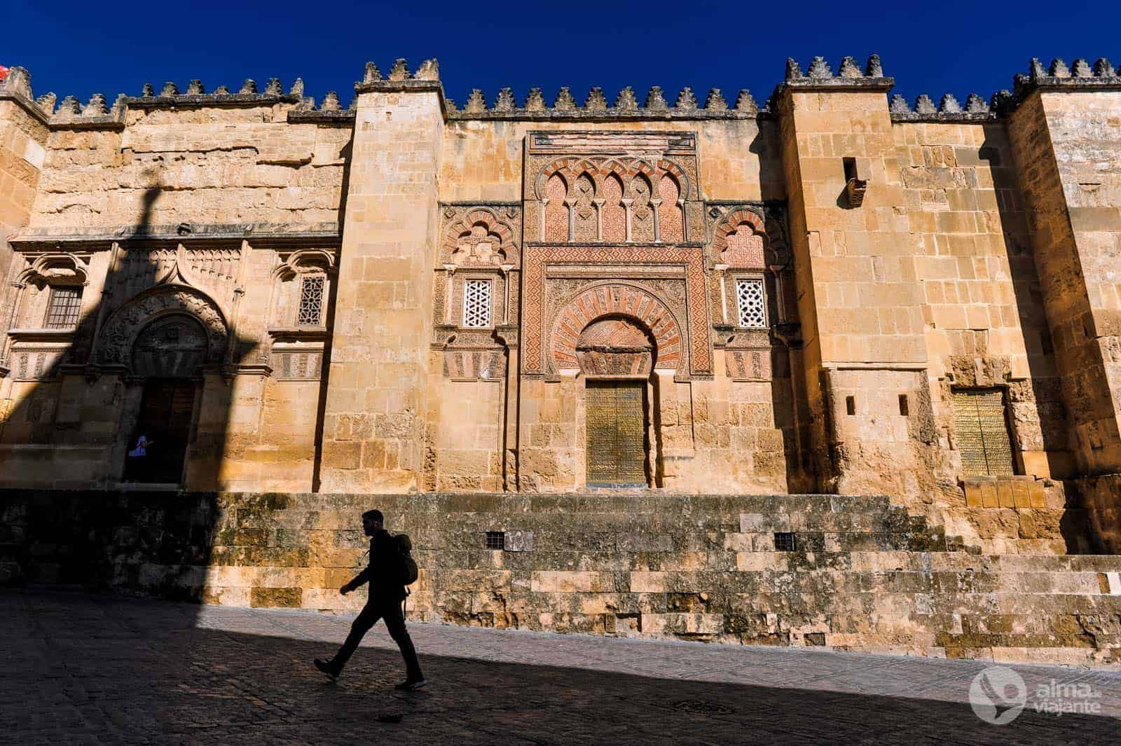 Visitar Andaluzia: catedral de Córdoba