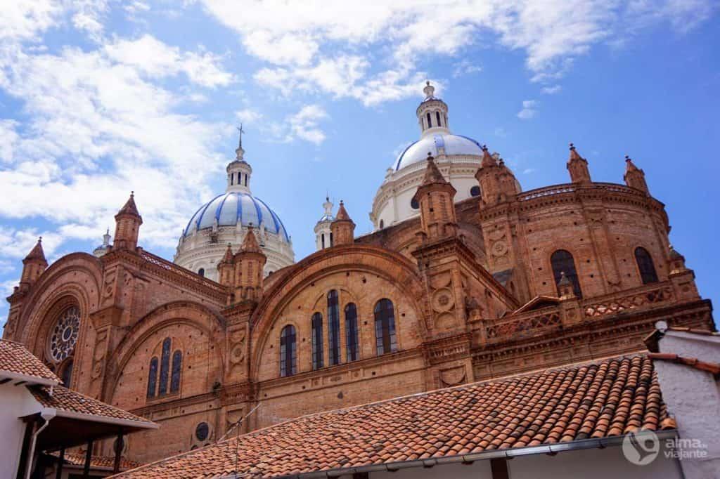 Catedral de Cuenca Equador
