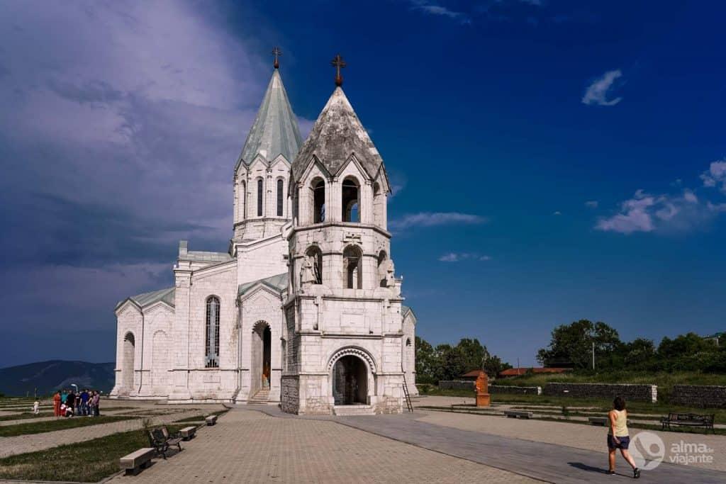 Catedral de Ghazanchetsots, Shushi
