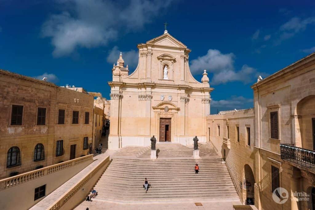 Katedrála Gozo, Victoria