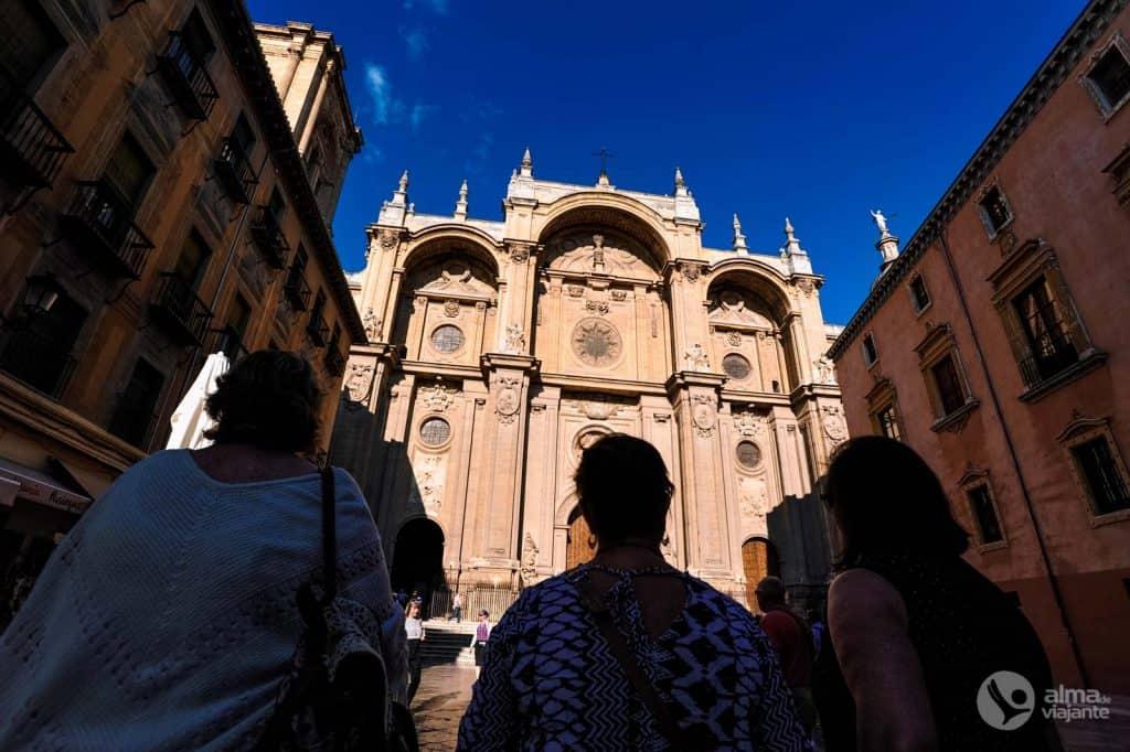 Granadas katedrāle