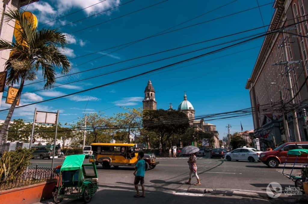 Catedral de Manila, Intramuros
