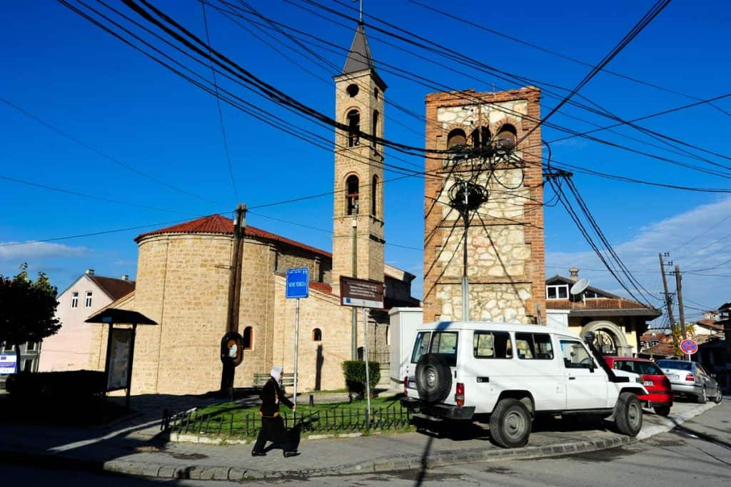 Catedral da Nossa Senhora do Perpétuo Socorro, Prizren