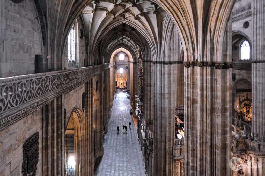 O que fazer em Salamanca: visitar Catedral
